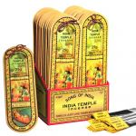 India Temple Incense 25g - 36 packs