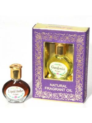 Natural Perfume Oil in 3ml Glass Bottles (29 scents)