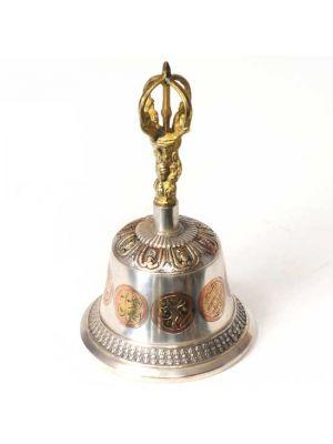 Brass Bell Ashtamangala 8