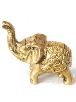 Brass Elephant 2