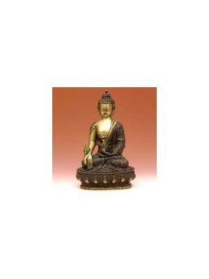 Brass Medicine Buddha Fine 11