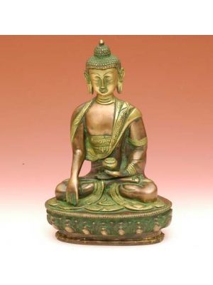 Brass Buddha Copper Finish 8