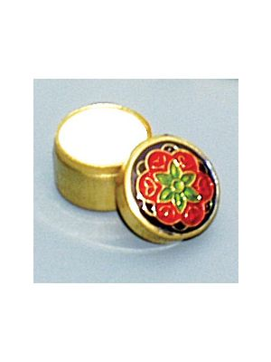 Natural Solid Perfume in Brass Jars - 4g (20 scents)