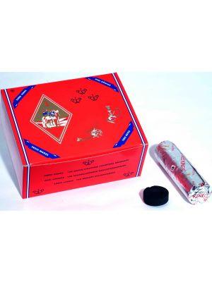 Three King Charcoal 33mm Box