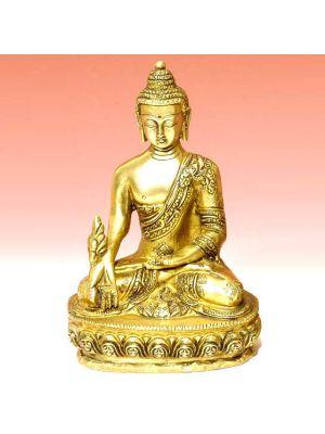 Brass Medicine Buddha 9