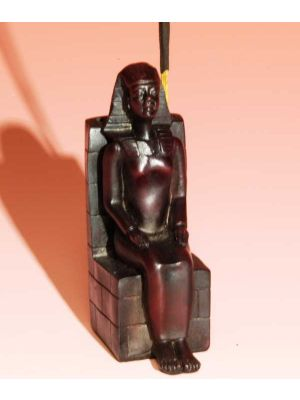 Incense Burner Resin Egyptian Queen 4