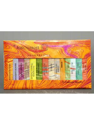Auroshika Incense - 14 fragrances