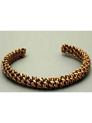 Bracelet Copper    Cuff 1/2