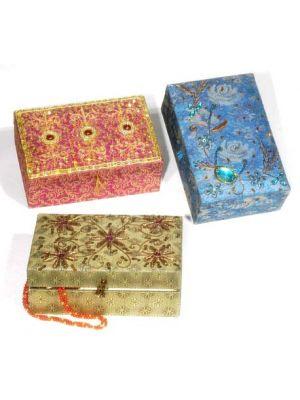 Embellished Box 7.5X5X2.5