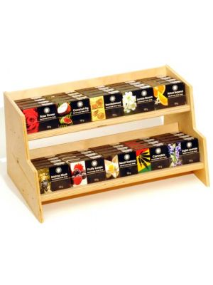 Herbal Soap Display - 4 each of 10 scents