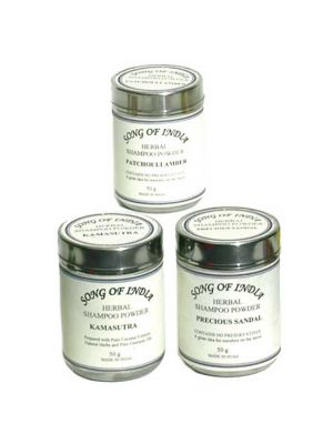 Herbal Shampoo Powder (4 scents)