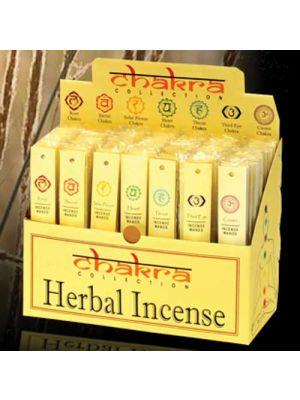 Chakra Incense Display/140