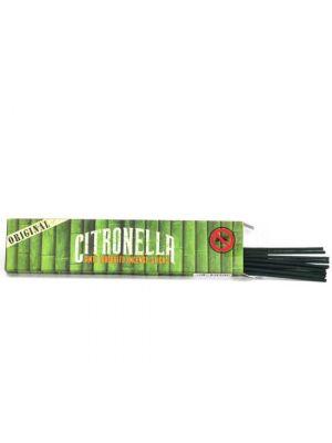 Citronella Anti Mosquito Incense Sticks 15g Box/12