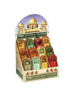 Zodiac Incense Display  144 packs of 25g