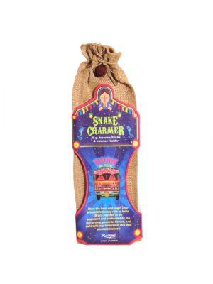 Great Indian Incense - Incense & Burner Set (8 scents)
