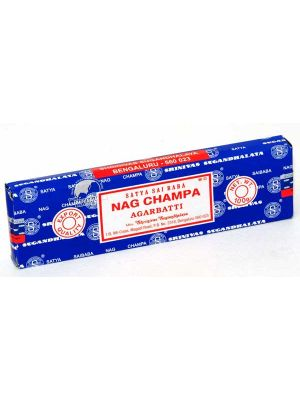 Genuine Nag Champa Incense Sticks 100 g.