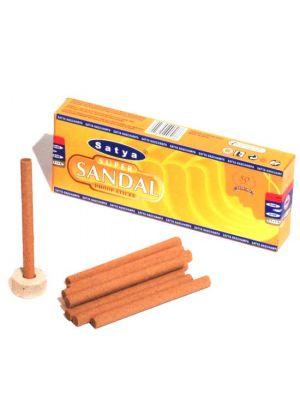 Satya Super Sandal Dhoop Sticks 10 pcs Box/12