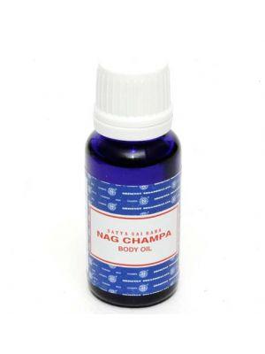 Nag Champa Body Oil 15Ml.