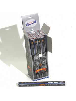 Super Hit Incense 10 g. Box of 25 Packs