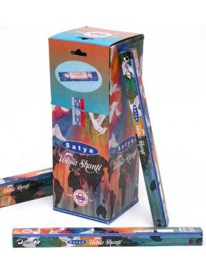 Nag Champa Vishwa Shanti 10G. Box/25