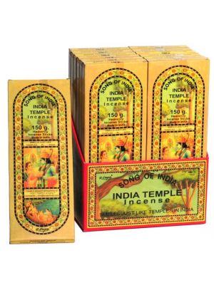 India Temple Incense 150g - 12 packs
