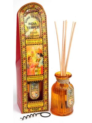 India Temple Reed Diffuser 100 ml.