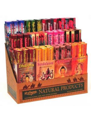 Wellness Incense - 72 boxes of 20 sticks