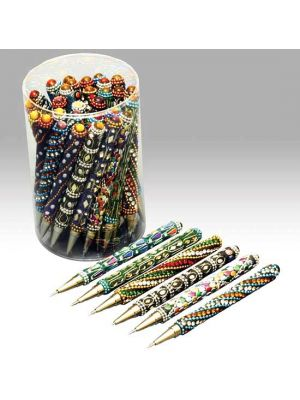Jewel Pens Display of 36