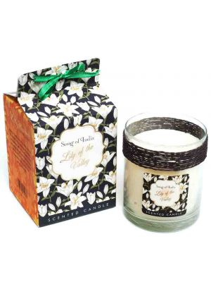 L. PLEASURE CANDLE 200G LILY OF VALLEY