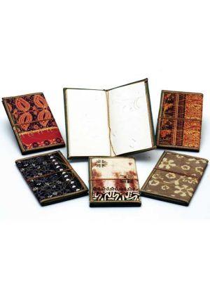 Handmade Note Books Large - Set/6