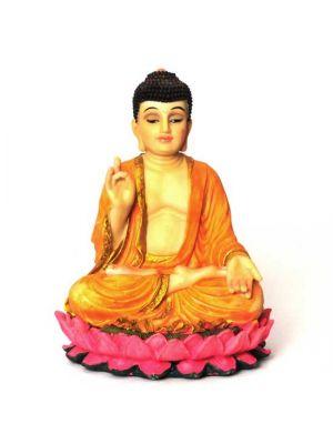 Polyresin Buddha 8