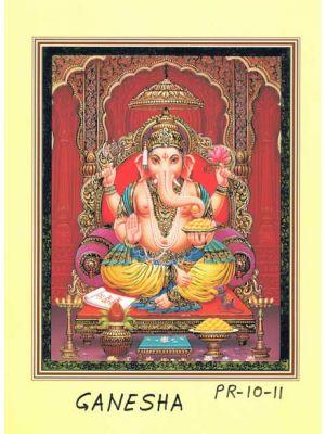 Ganesha  Gold10