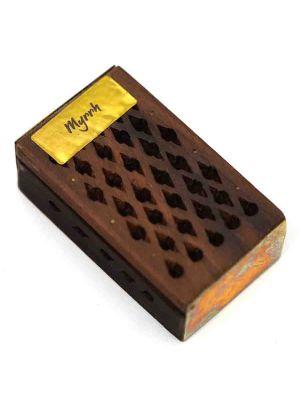 Myrrh 5  Gram  In  Wood Box