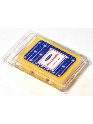 Nag Champa Wax Melts (6 Cubes)