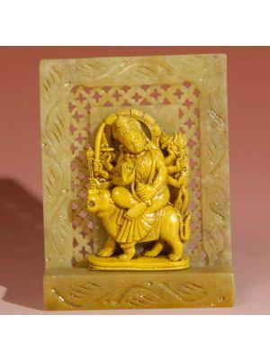 Stone Shrine Durga   4