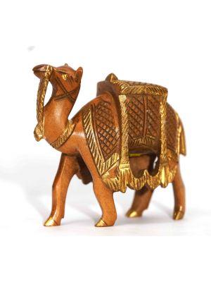 Wood Camel Crvd  3