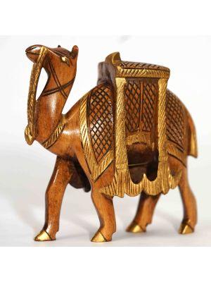 Wood Camel Crvd  4
