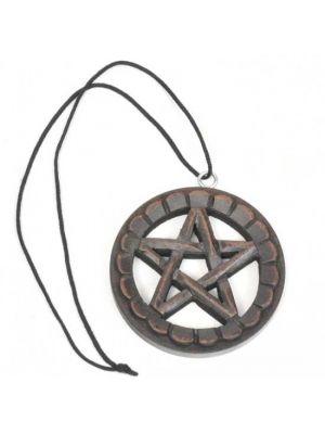 Pentagram Pendant 3